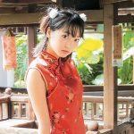 武田玲奈 セクシーなチャイナドレスで19歳の美脚を見せつけ!オトナ台湾旅行でのセクシーグラビア
