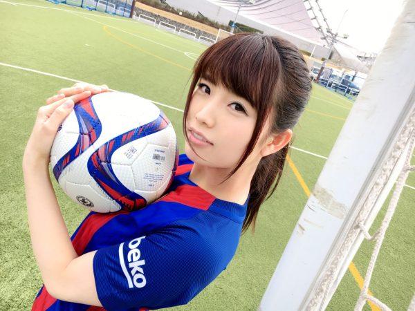MGS動画:ナンパTV『フットサルナンパ 02 in 代々木』 あや(美咲あや) 20歳 受付嬢 200GANA-1335