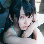 HKT48 井上由莉耶 「黒猫」大きな瞳の猫のように可愛い美少女