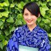 鈴木咲 癒されるしっとり浴衣のショートカット和風美女