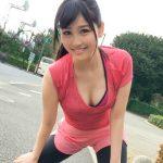 小野寺梨紗 『ジョギングナンパ 06』このグラビアアイドル、とんだドスケベちゃんです!