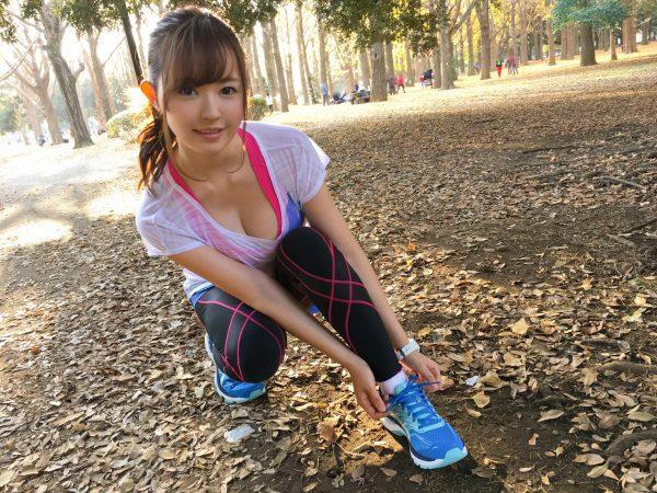 MGS動画:ナンパTV 『ジョギングナンパ 07』のぞみ 22歳 ネイリスト(堺希美) 200GANA-1250