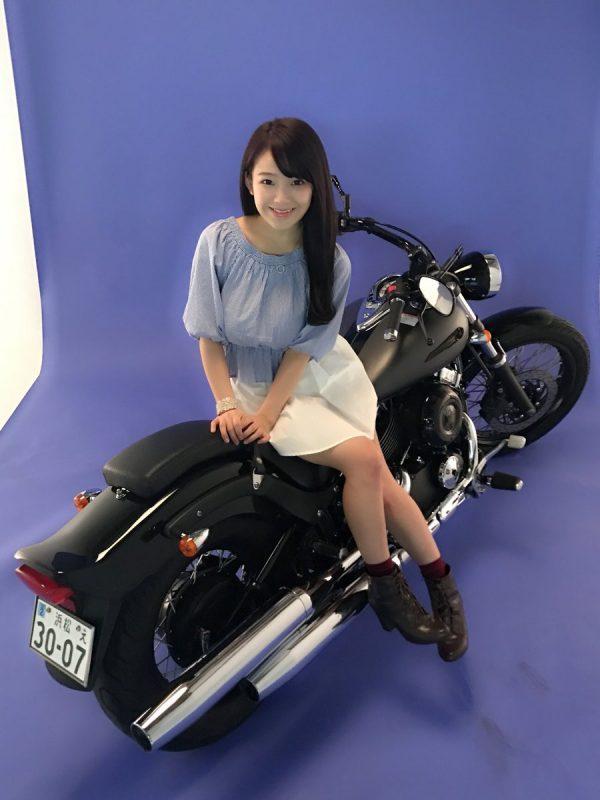 天木じゅん バイクデートなう。