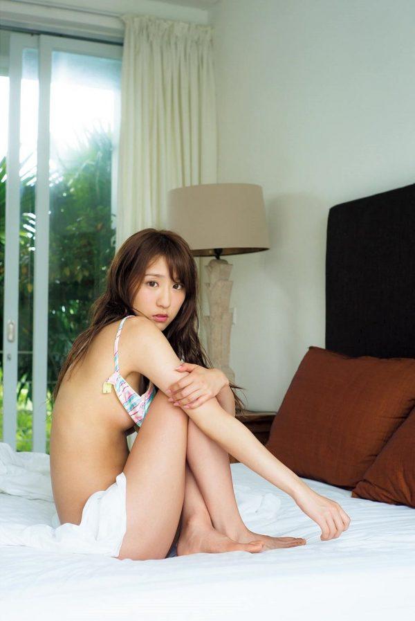 元SKE48 あびる李帆