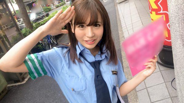 コスプレカフェナンパ 23 あや(佐々波綾) 21歳 ガールズバー MGS動画 ナンパTV 200GANA-1387