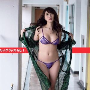 森咲智美 破廉恥な下着姿の露出をしている問題痴女画像!