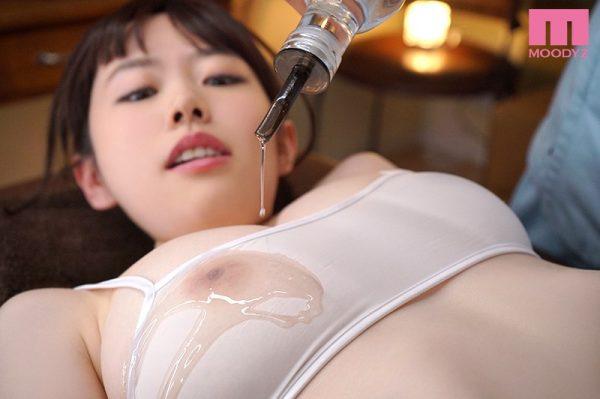 乳首をず~っとこねくりっ放し性交 水卜さくら