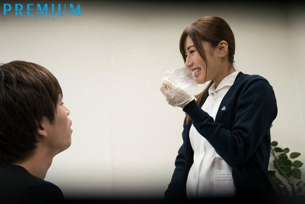 敏感体質がコンプレックス!はにかみ現役看護師さんをAV出演させちゃいました! 新沢平蘭