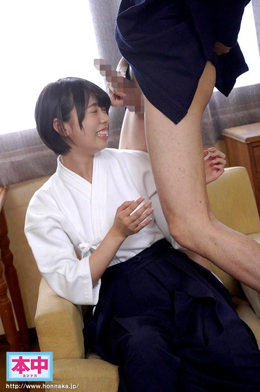 新人 弱点は中出し突き!敏感すぎてすぐイッちゃう剣道美少女追撃AVデビュー 凪咲いちる